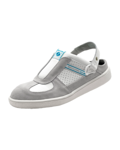 GREY & BLUE PROMAX ESD SAFETY SANDAL SRC ANTI-SLIP BASE