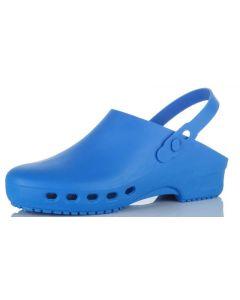 KG065 BLUE AUTOCLAVABLE 135C WASHABLE CLOGS 90C (KG065)